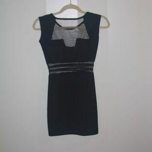 Dresses - Black Club Dress